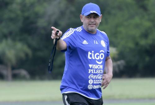 """Arce: """"En el partido ante Ecuador hay que dar todo"""""""