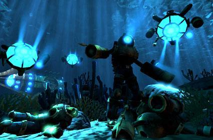 Indie dev Chair signs exclusive deal with Epic, new Undertow images