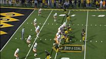 11/02/2013 Tennessee vs Missouri Football Highlights