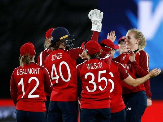 Spin twins Sarah Glenn and Sophie Ecclestone see England past Pakistan