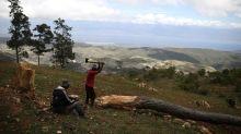 (FOTOS) El pueblo haitiano que se está vaciando después de llevar aislado más de una década