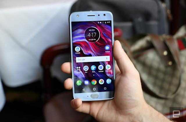 Moto X4 hands-on: Premium looks and features on a budget