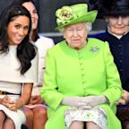 Queen Elizabeth Offers Support to Meghan Markle's Home State of California Amid Deadly Wildfires