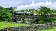 Even in our post-Covid world, steam trains offer a perfect trip back in time