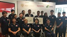 Singapore to host first ever Asian leg of World Para Swimming World Series