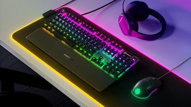 SteelSeries' latest gaming peripherals are more affordable than usual