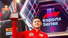 Ferrari driver wins F1 Esports title, Red Bull seals teams' crown