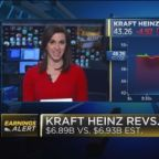 Kraft Heinz tumbles on earnings miss, SEC subpoena