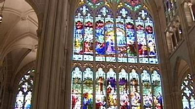 Bucket List: Visit Covington's Cathedral