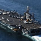 Nearly 3,000 U.S. sailors to leave aircraft carrier amid coronavirus outbreak