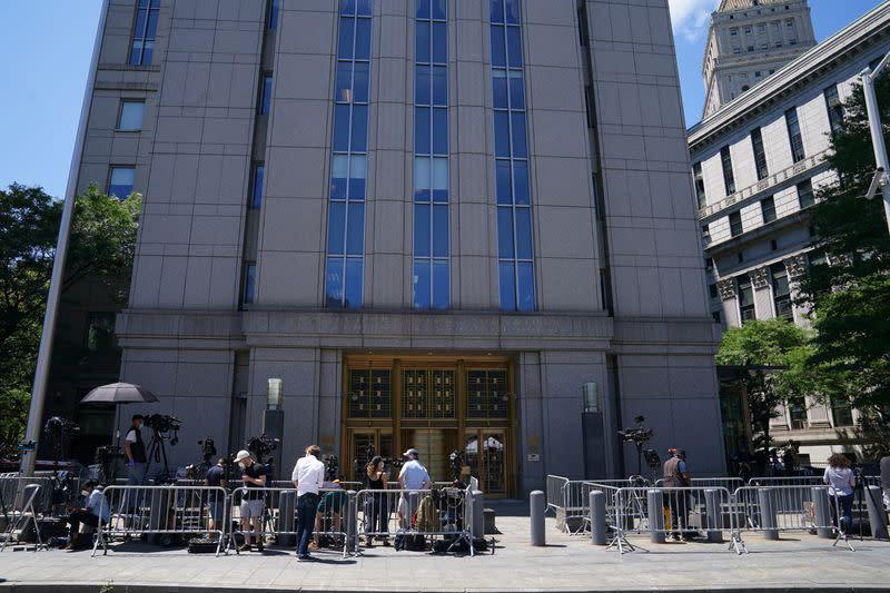 New York judge blasts U.S. prosecutors' conduct in Iran sanctions case