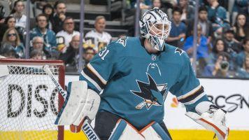 Sticking with Jones saves Sharks' season