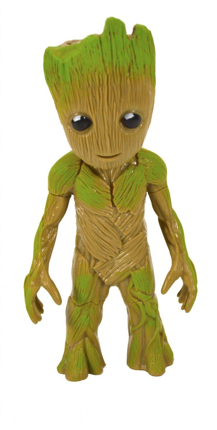 baby groot grows up in new guardians of the galaxy toy line