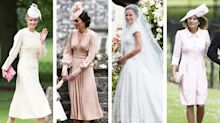 The best Twitter reactions to all the Pippa Middleton wedding looks