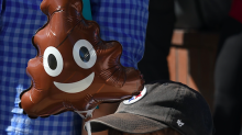 This little girl's poop-themed birthday party was actually quite adorable