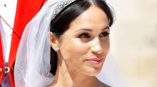 How Meghan's break with protocol at royal wedding left guests in tears