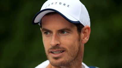 Andy Murray hits back to win first round match against Robin Haase in Rotterdam