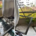 Houston family in Lebanon describes feeling explosion