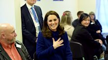 Duchess of Cambridge encourages charity staff to 'pull together' amid coronavirus pandemic