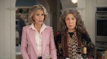 Marta Kauffman Talks Beginning of the End of 'Grace & Frankie,' HBO Max's 'Friends' Reunion