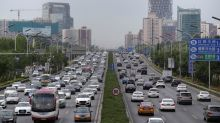 China's passenger car sales tumble 92% in first half of February due to virus outbreak