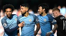 Manchester City boss Guardiola warming to the idea of keeping Aguero