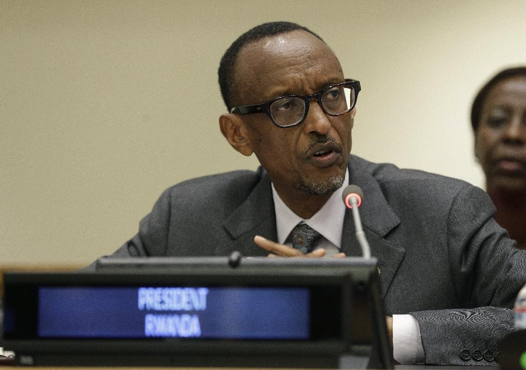 Rwandan President Paul Kagame accuses France of complicity in the 1994 genocide because of its support of the Hutu nationalist government that carried out the killings of at least 800,000 people, mainly ethnic Tutsis