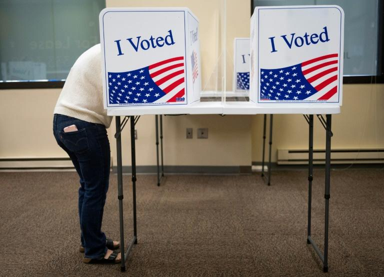 FBI warns of disinformation on US election day