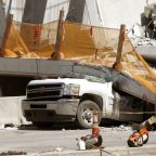 The Latest: Officials identify 4 victims in bridge collapse