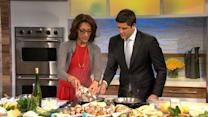 Carla Hall of ABC's 'The Chew' Shares Delicious Dishes and New Cookbook