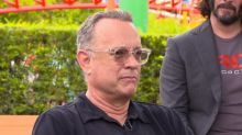 Toy Story 4: Tom Hanks 'said his goodbyes' to Woody after third film