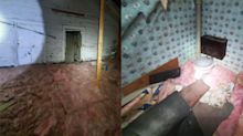 Man discovers 'creepy' hidden rooms in abandoned attic: 'Straight from a horror movie'