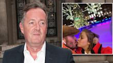 Piers Morgan labels David Beckham kissing daughter on the lips 'weird'