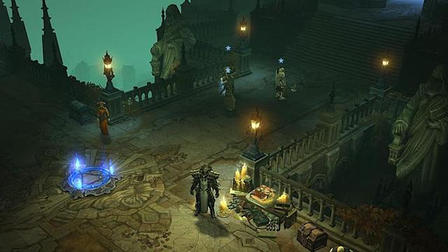 The Daily Grind: Would you have played a Diablo MMO?