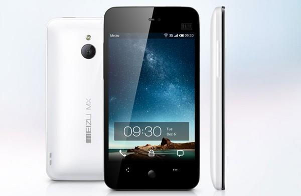 Dual-core Meizu MX fully unveiled, launching on January 1st with HSPA+