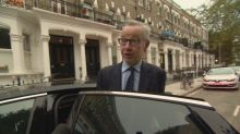 """Michael Gove: PM May """"absolutely"""" has support of her Cabinet"""