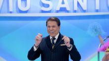 Por causa do frio, Silvio Santos cancela gravação no SBT