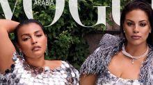 Plus-Size Models Ashley Graham & Paloma Elesser Are Vogue Arabia's Cover Girls