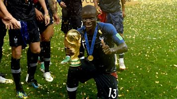 What Kante did after the final will warm your heart