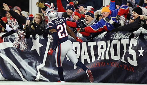 NFL: Patriots: Butler meldet sich zurück