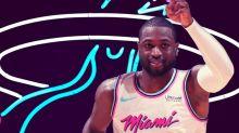 Heat fans very badly want Dwyane Wade's Miami VICE jerseys