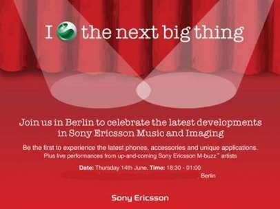 """Sony Ericsson's """"Next Big Thing"""" coming June 14th"""