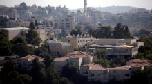 Big European powers 'deeply concerned' over Israeli settlement plans