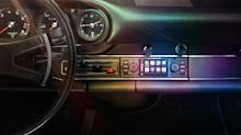 Porsche unveils CarPlay-equipped radios for vintage Porsches