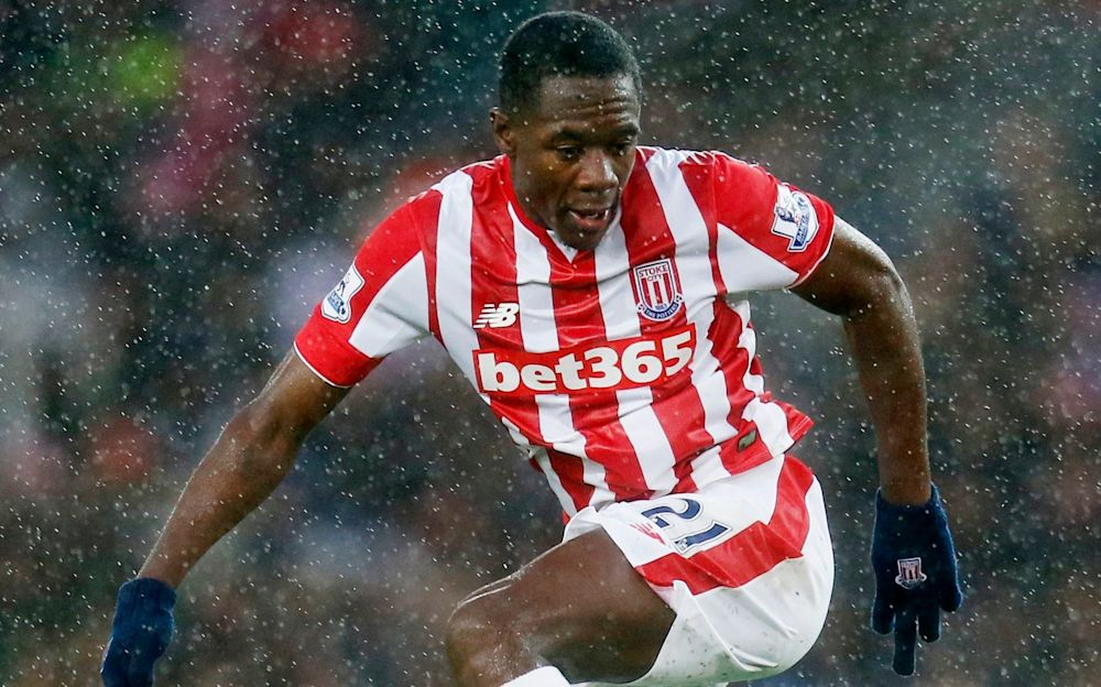 Giannelli Imbula looks to be on his way out of Stoke - Reuters