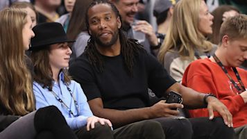 NFL star Fitzgerald buys stake in NBA's Suns