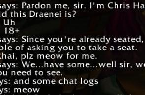 Save your chat logs; they're being deleted in patch 5.0.4