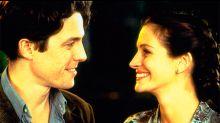 Hugh Grant quiere hacer 'Notting Hill 2' para demostrar que las comedias románticas son una mentira