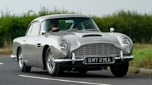 007's Aston Martin DB5 recreated in glorious detail – the only catch is the £3.2 million price