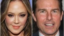 Leah Remini Applauds Thandie Newton's 'Brave' Criticism Of Tom Cruise